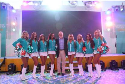 Norwegian Getaway inaugurata a Miami
