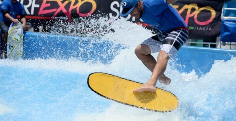 Surf Expo Flowrider Invitational 2014