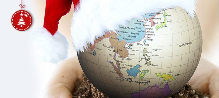 La Magia del Natale Costa Crociere