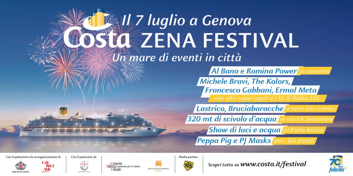 Costa Zena Festival
